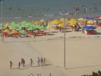 Praia de Meireles, Fortaleza - CE