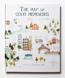 """The map of good memories"""