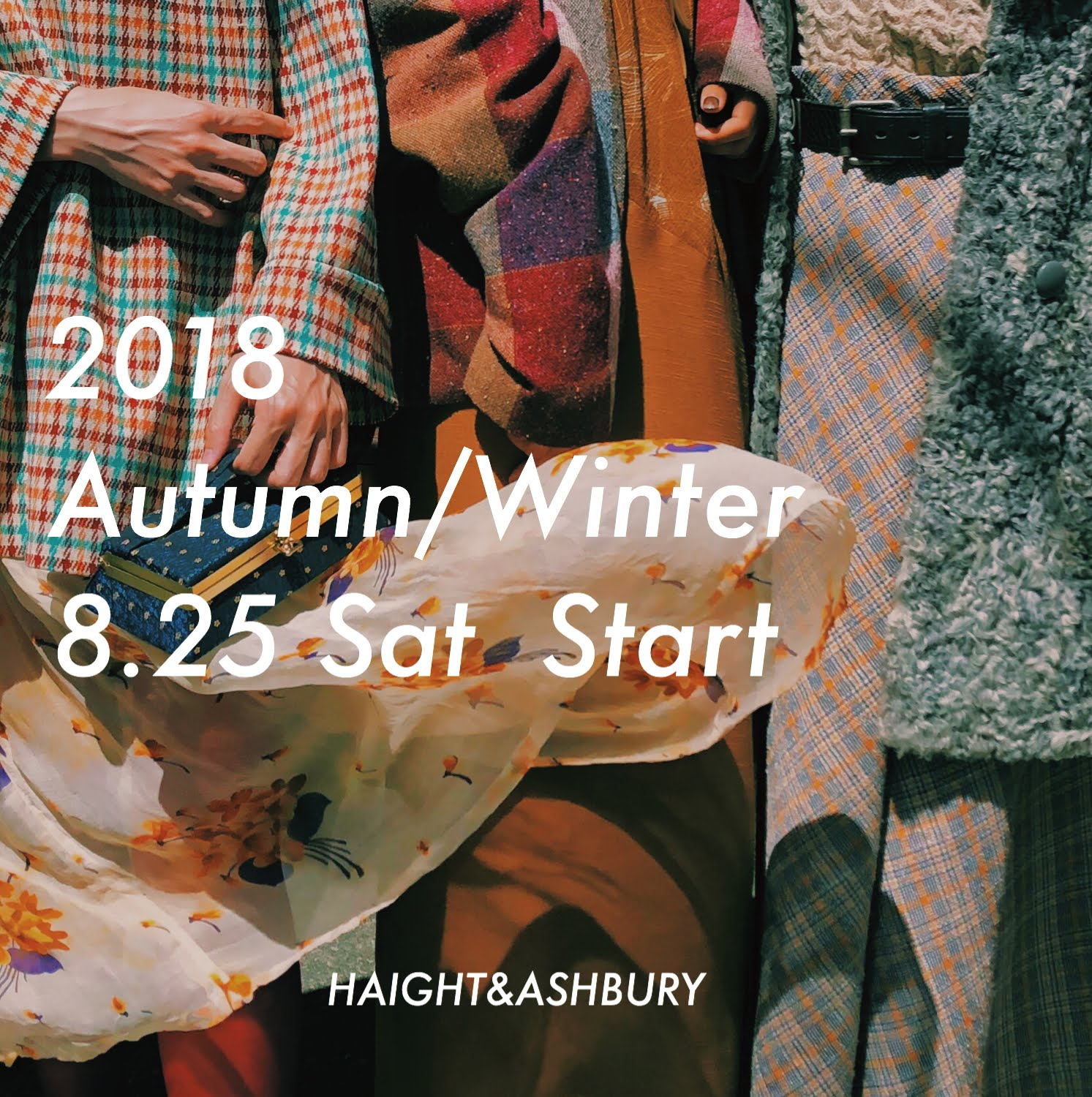 2018 Autumn/Winter