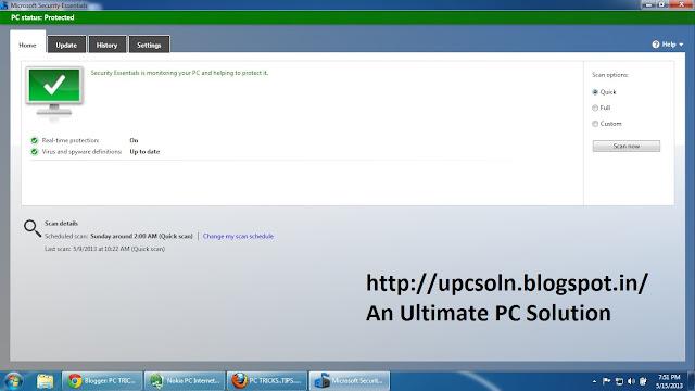 Download essentials for windows 7