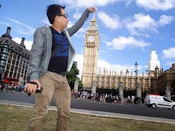LONDON-INGGRIS
