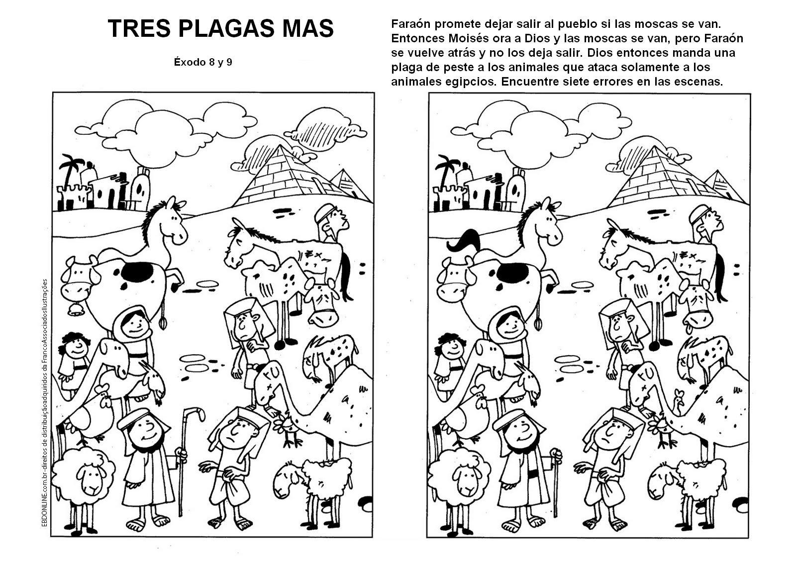 ME ABURRE LA RELIGIÓN: PLAGA 5. LA MUERTE DEL GANADO