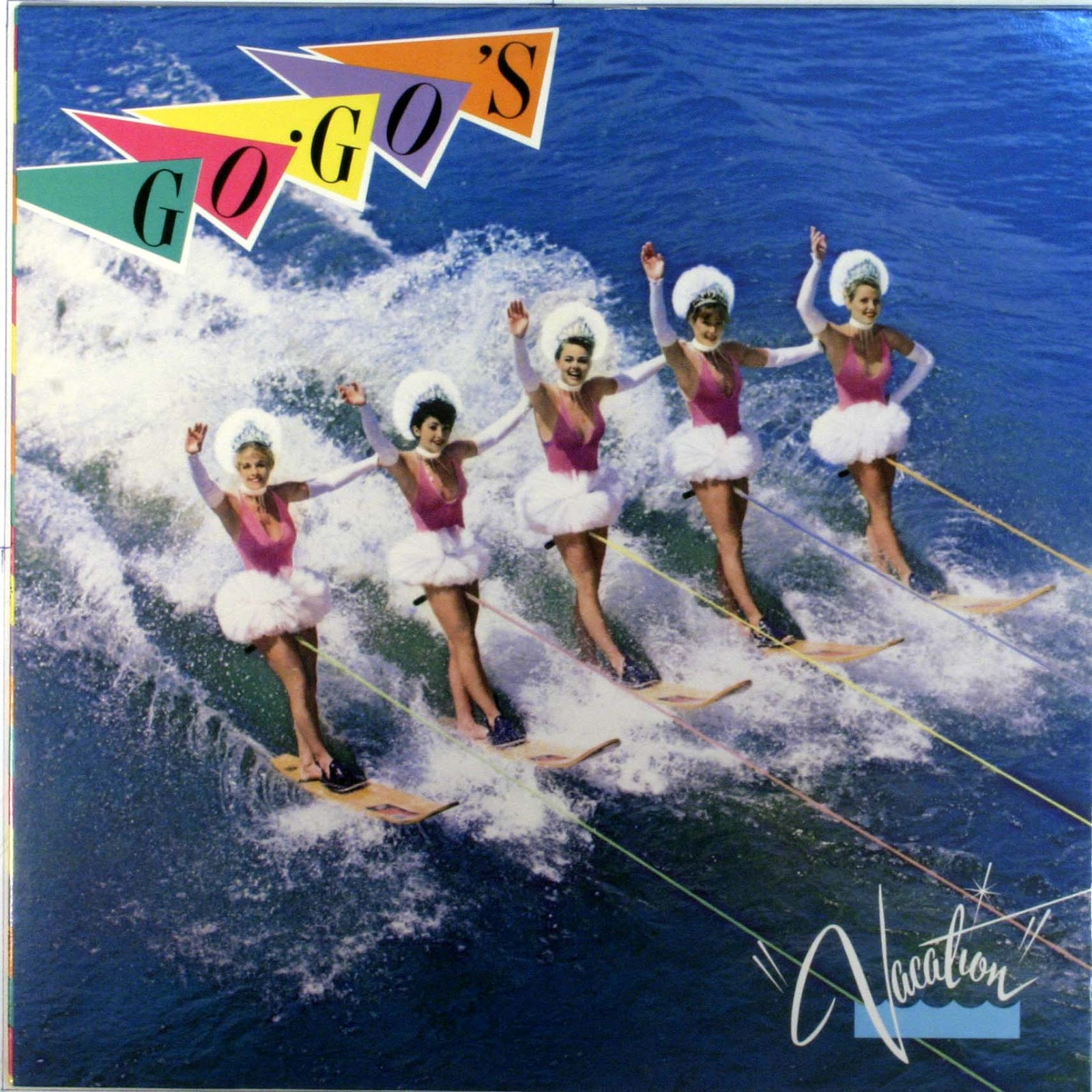 Vacation by The Go-Go's - Sunshine + Palm Trees Playlist | Any Happy Little Thoughts