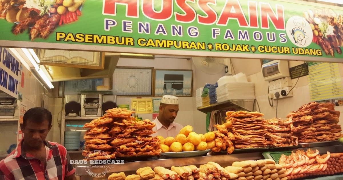 DAUS REDSCARZ Pasembur Padang Kota Penang