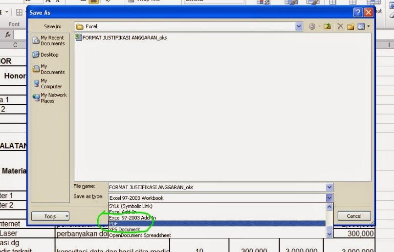 Cara Merubah Word, Excel, Powerpoint ke PDF