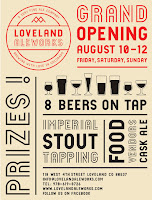 Loveland Aleworks Grand Opening - click to enlarge