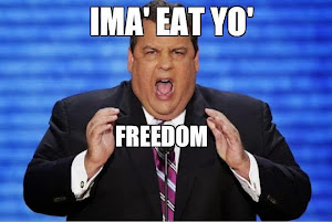 Chris Christie is upset because