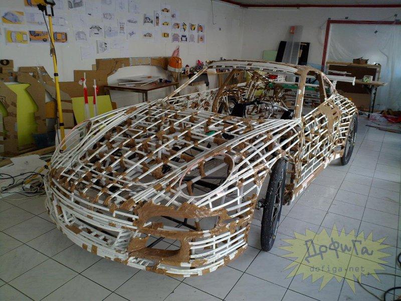 Изготовление машин в домашних условиях