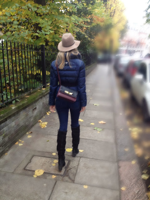 fashion blogger, street style, topshop, topshop hat, fedora hat, topshop fedora hat, zara bag, bag, burgundy bag, london, london street style