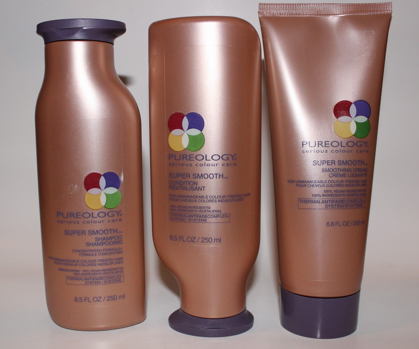 Pureology Super Smooth Line