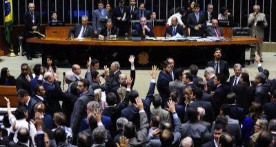 Câmara dos Deputados aprova mandato de cinco anos para todos os cargos