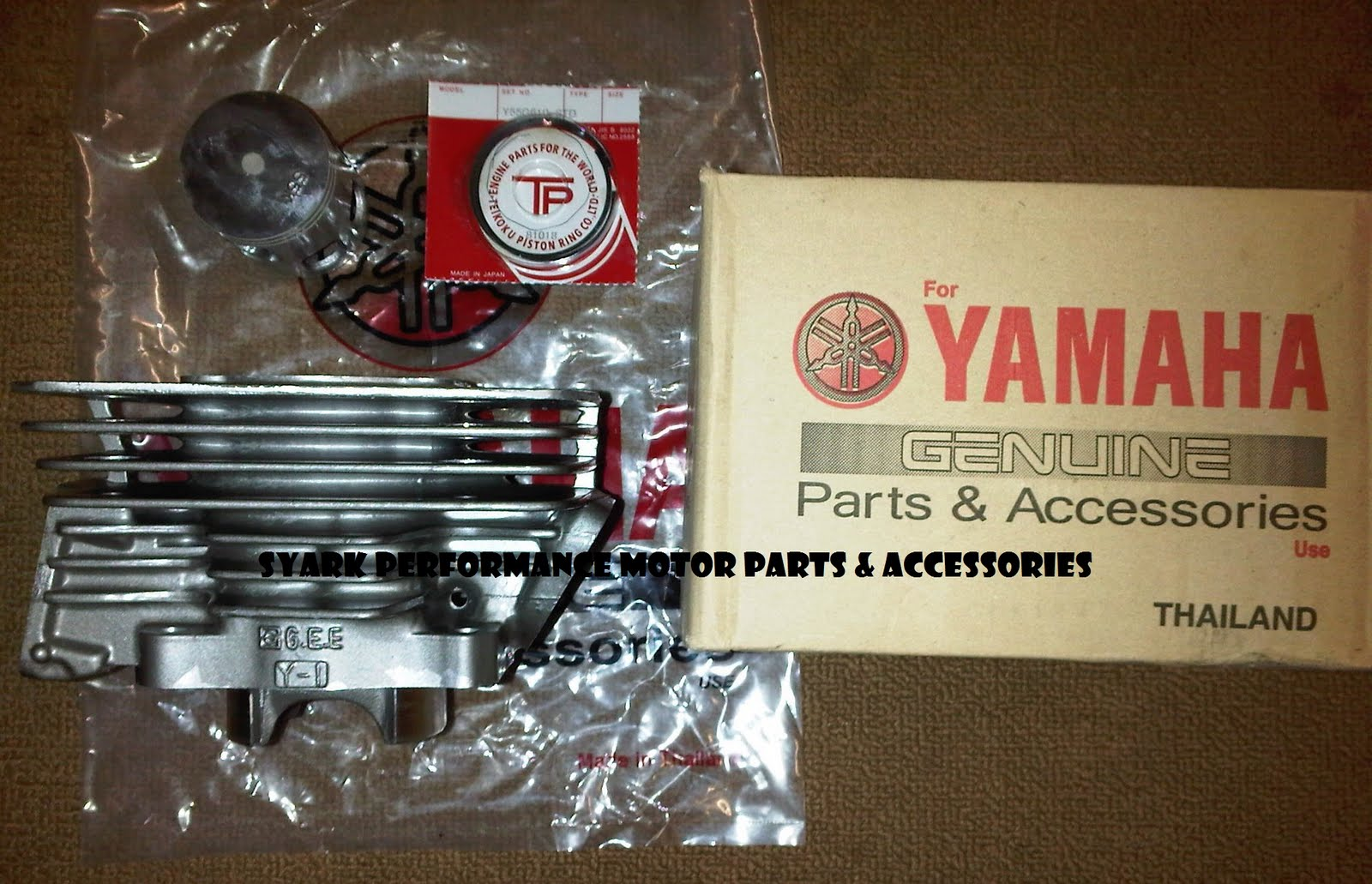 Racing Parts Rxz Yamaha Wiring Diagram Ppt Images Of Xt225 Factory Service Manual