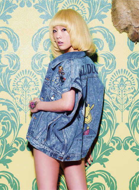 SNSD TAEYEON 'I Got a Boy' Album Picture