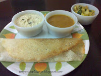 How to make Masala Dosa with Potato Filling Recipe