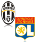Juventus Turin - Olympique Lyon