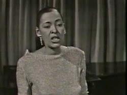 Billie Holiday canta I Love You Porgy