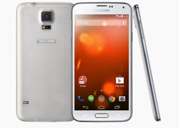 Samsung Galaxy S5 GPE rumored to arrive in June