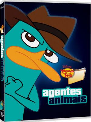Phineas e Ferb Agentes Animais