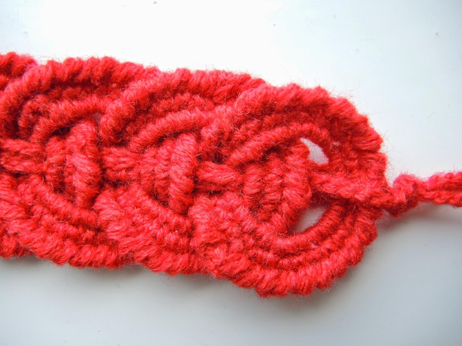 вязание, вязание крючком