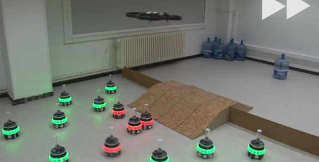 swarm robots