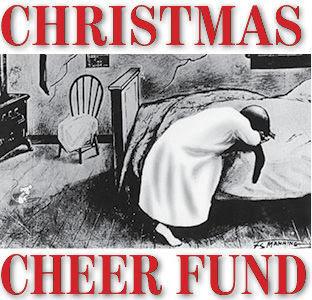 Comments for a Cause - North Iowa Christmas Cheer Fund