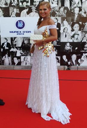 فساتين النجمات في حفل الموريكس دور 2013 - فساتين الموريكس دور 2013 - فساتين النجمات 2013 - الموريكس دور 2013