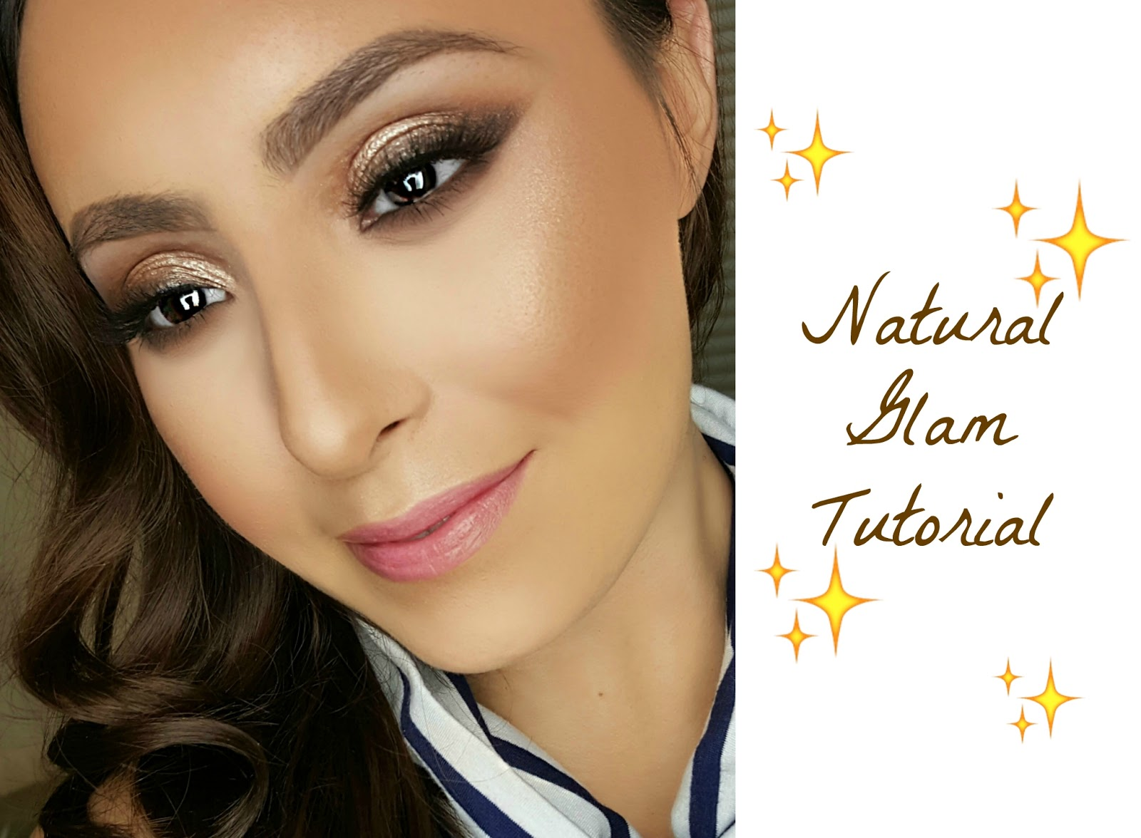 Beauty addict on a mission natural glam makeup tutorial using the natural glam makeup tutorial using the lorac pro palette baditri Gallery