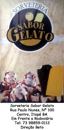 Sabor Gelato