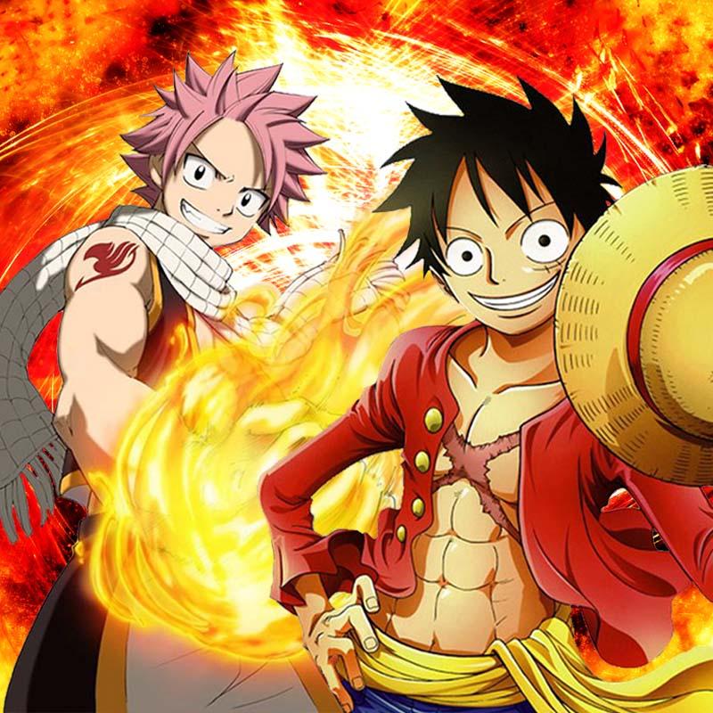 Fairy Tail Vs One Piece 2 0: One Piece Vs Fairy Tail