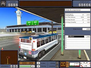 Schreenshot Bus Driver