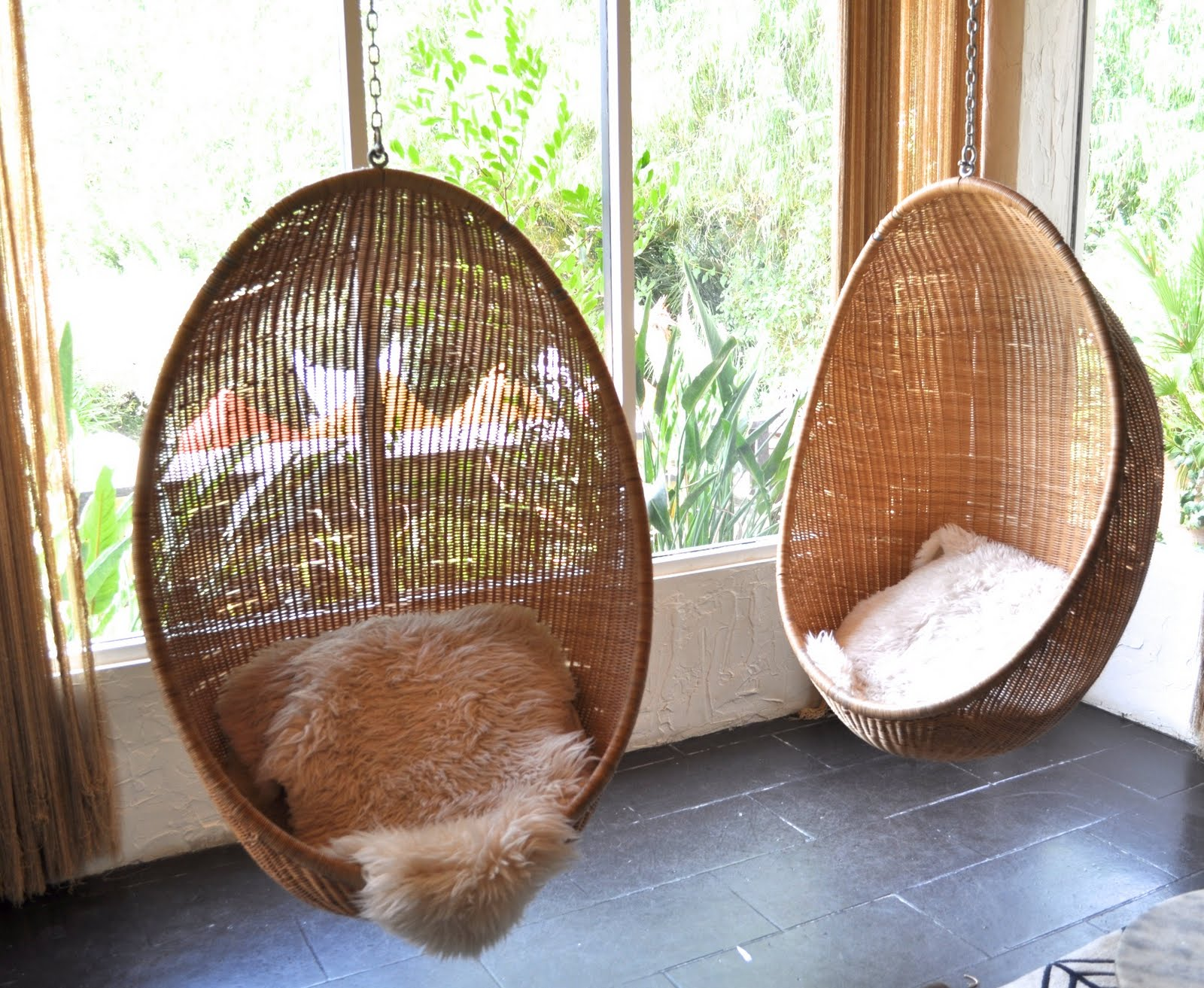 Egg Hanging Seats