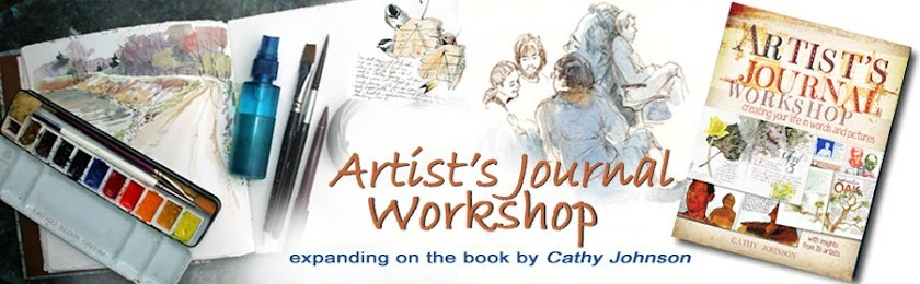 Artists' Journal Workshop