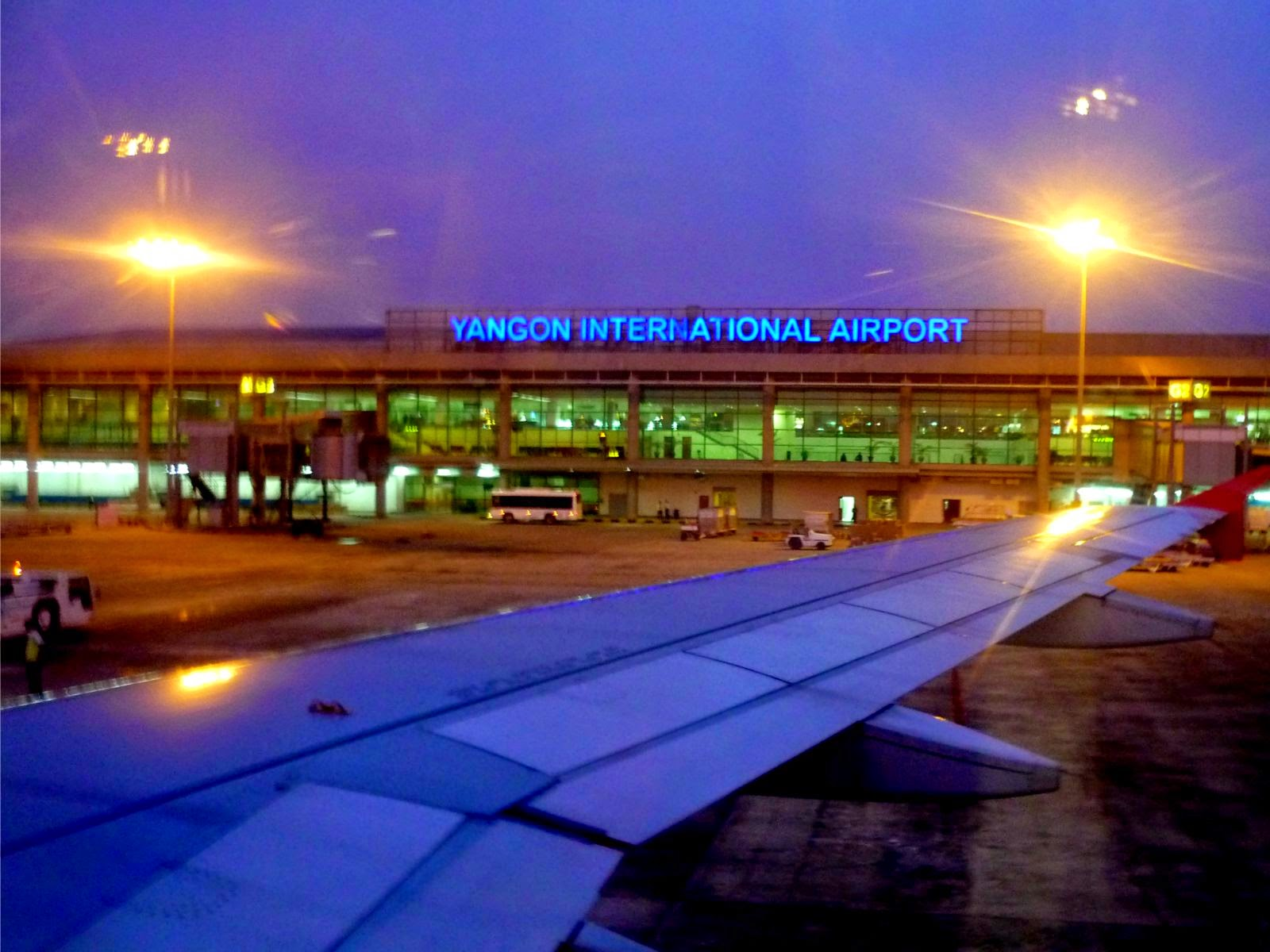 Yangon International Airport | World Travel Guide
