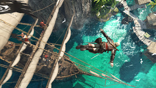 Best game in 2013 Assassins Creed 4 Black Flag