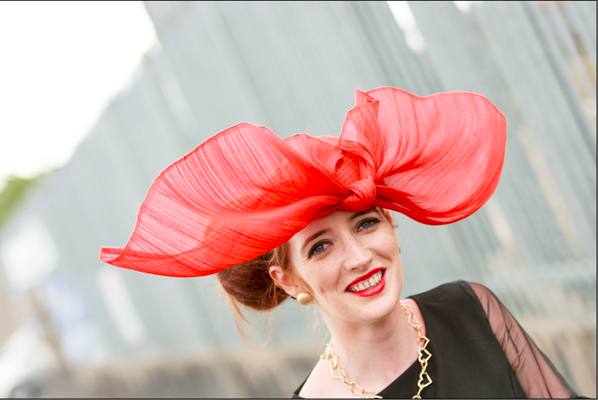Mark Garvie Millinery Ladies Day Galway Races