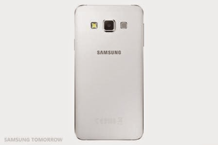 Samsung remi umumkan Galaxy A5 dan Galaxy A3