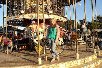 Carrousel Eiffel Tower