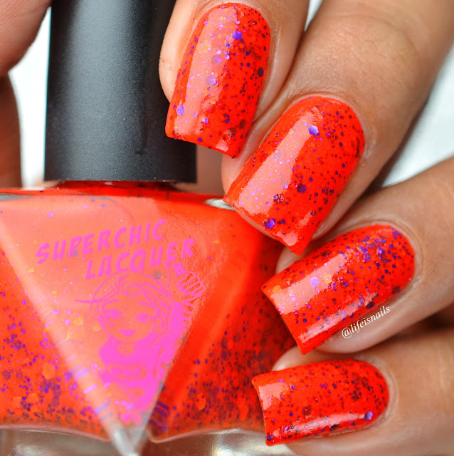 Superchic Lacquer Doomsday