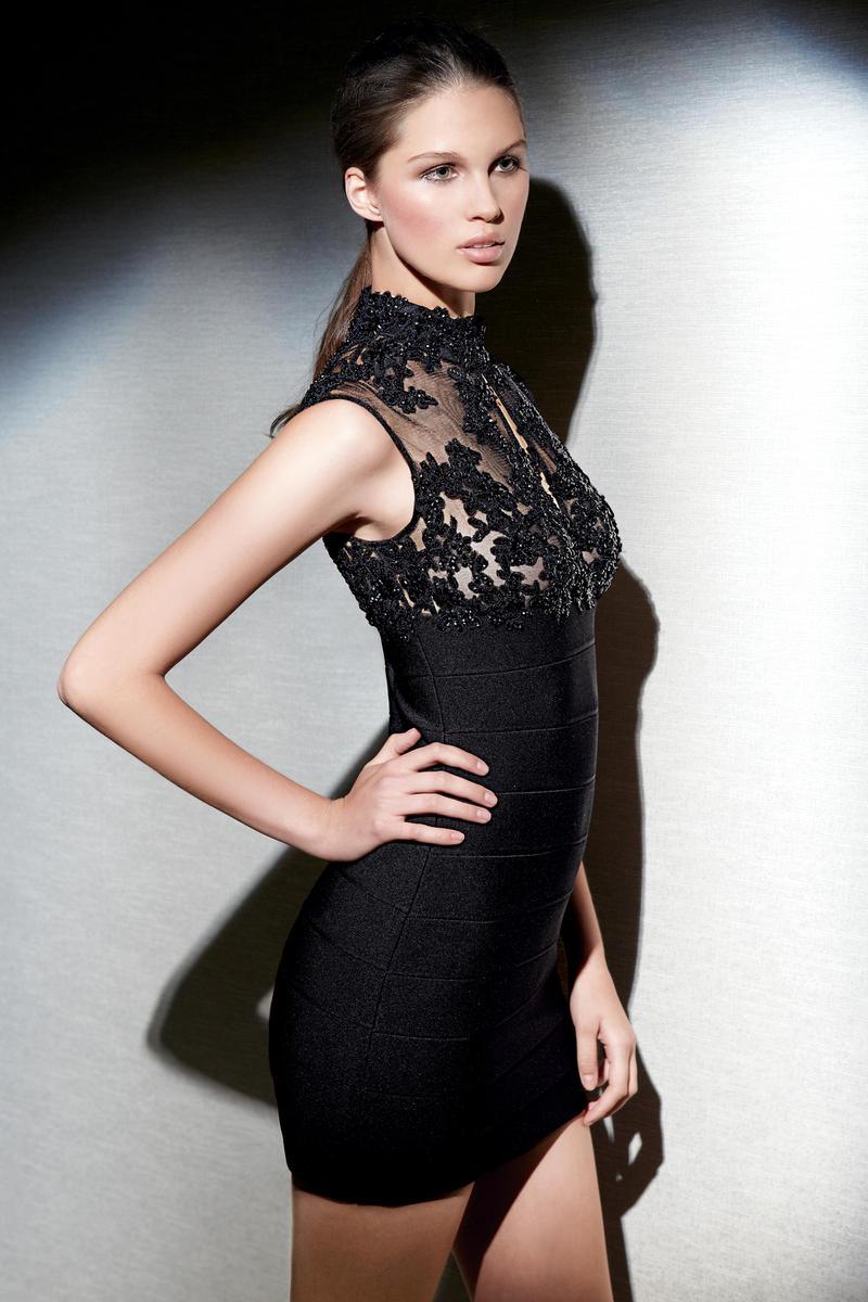 2013 Bayan Mini Elbise Modelleri