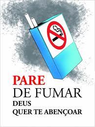 Pare De Fumar Deus Quer Te Abençoar
