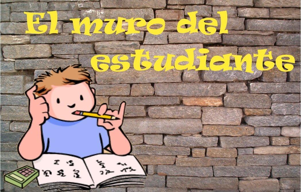 MURO DEL ESTUDIANTE
