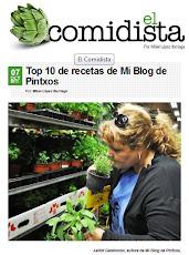 "MBDP EN ""EL COMIDISTA"""