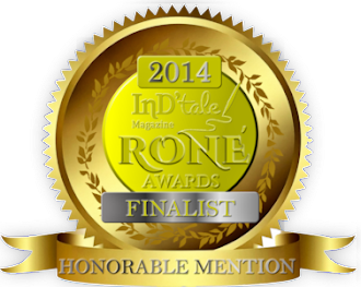 Pocket Full of Posies WON Honorable Mention for Best Suspense at the RONE Awards!
