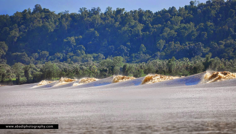 Sri Aman Malaysia  city images : Watching the tidal bores in Sri Aman | Sarawak | Malaysia