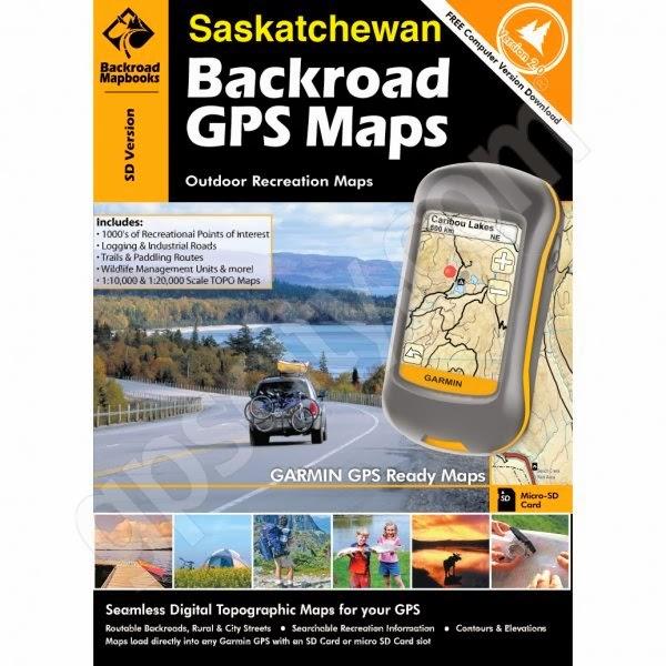 backroads gps maps free download