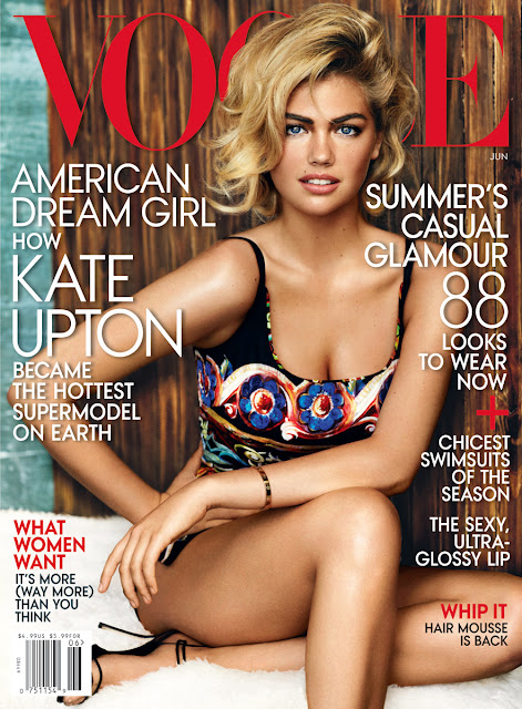 Kate Upton Poses For Teen Vogue June 2013