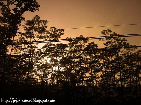 """""""Sunrise di Malang"""""""