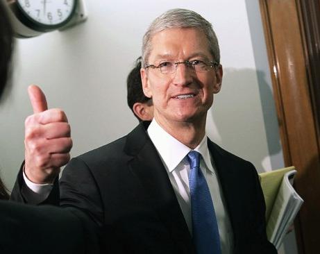 Wow... Gaji CEO Apple Rp 9,5 Miliar Sebulan!