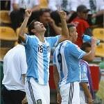 argentina gano a jamaica