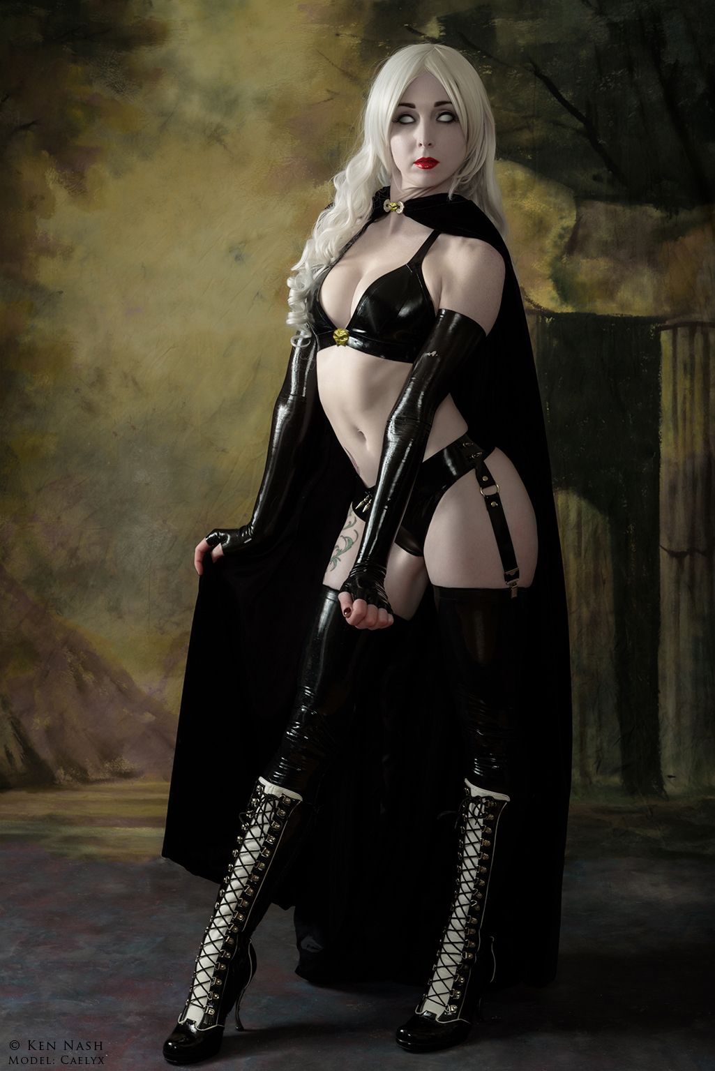 Lady death cosplay xxx sexy pictures